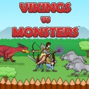Vikings vs Monsters - Action game icon