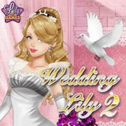 Wedding Lily 2 - Girls game icon