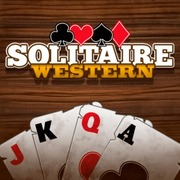Western Solitaire - Puzzle game icon