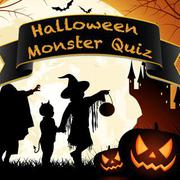 Halloween Monster Quiz - Puzzle game icon
