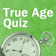 Who Am I - True Age - Puzzle game icon
