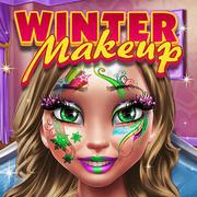 Winter Makeup - Girls game icon