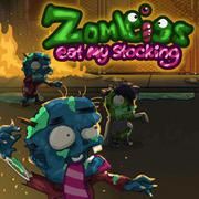 Zombies Eat My Stocking - Arcade game icon